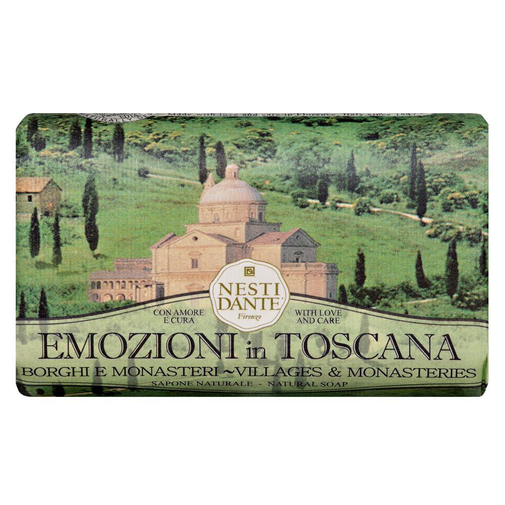 Sabonete Emozioni in Toscana Vilas e Monasterios II 45g - Nesti Dante