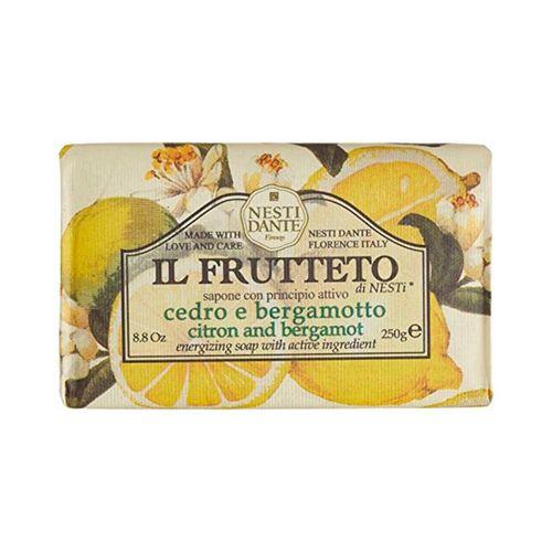 Sabonete IL Frutteto Cidra e Bergamota 250 g - Nesti Dante