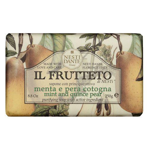 Sabonete IL  Frutteto Menta e Pera Cotogna 250 g - Nesti Dante