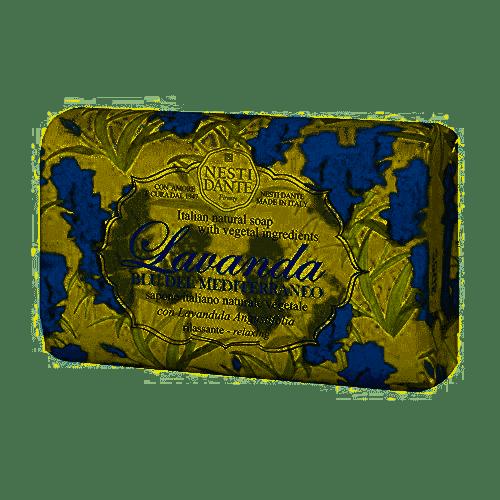 Sabonete de Lavanda Blu Del Mediterraneo 150 gr - Nesti Dante