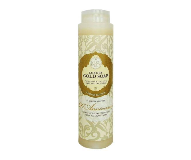 Sabonete Liquido Luxury Gold  300 ml - Nesti Dante