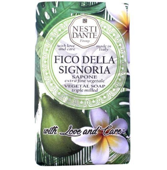 Sabonete With Love and Care Figo e Frangipani 250g - Nesti Dante