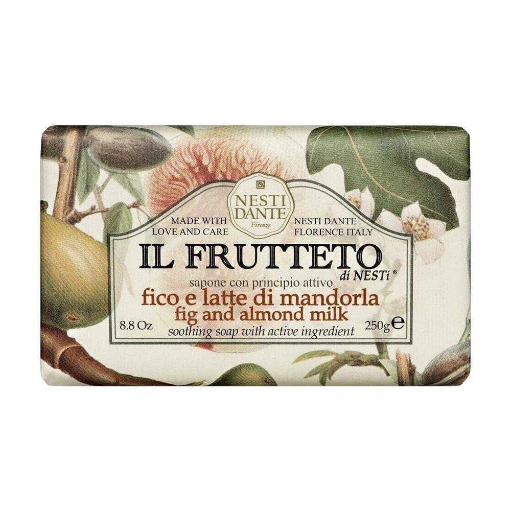 Sabonte IL Frutteto Figo e Leite Amendoas 250 g - Nesti Dante