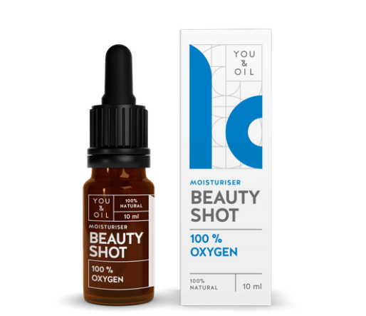Sérum Facial Hidratante Oxygen 10 ml - You & Oil