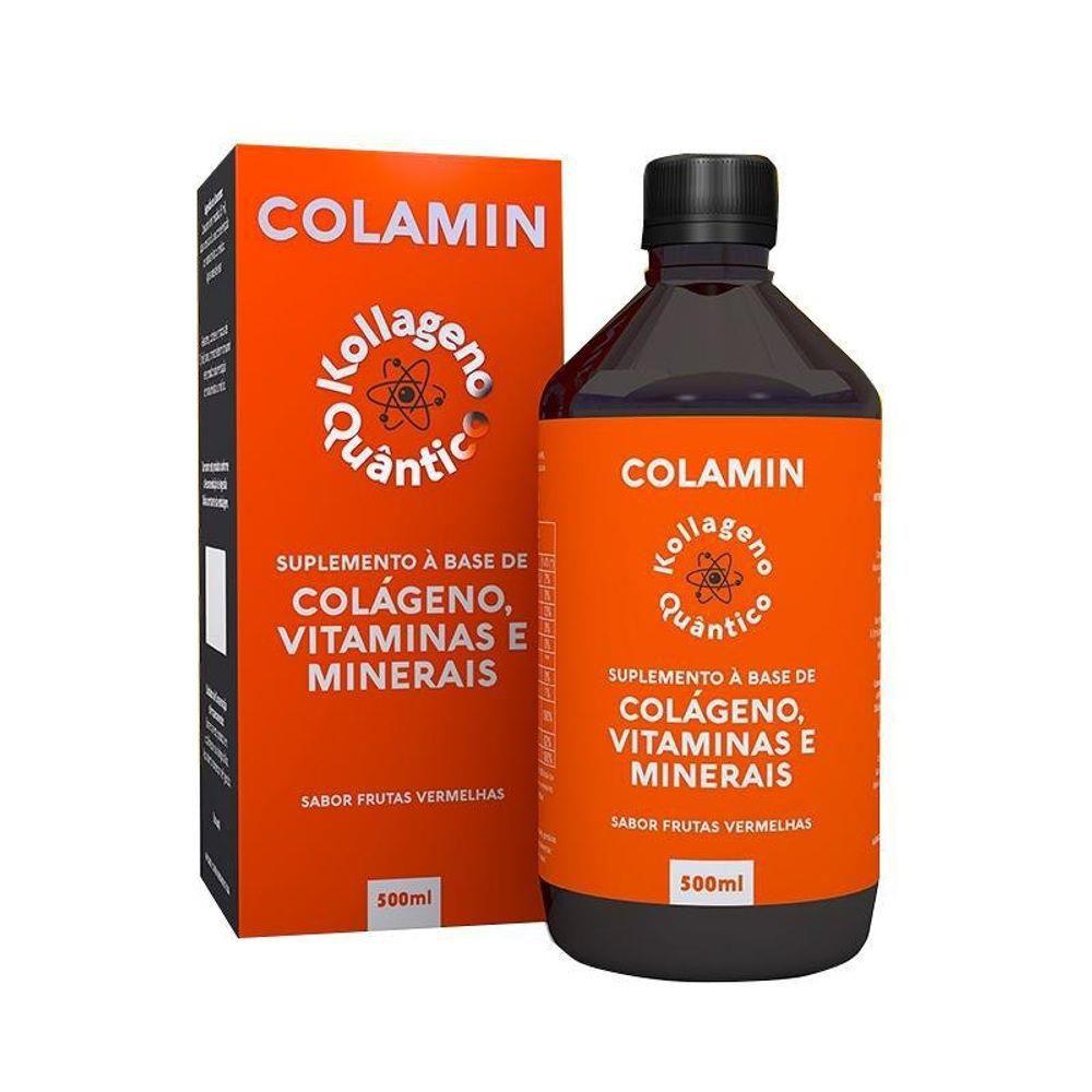 Colágeno Colamin 500 ml - Fisioquantic