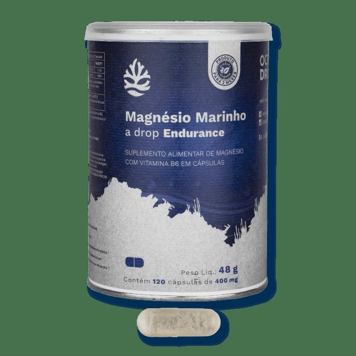 Suplemento de Magnésio Marinho 48 g - Ocean Drop
