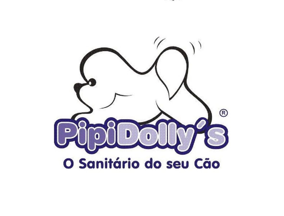 REFIL DE PAPEL PARA SANITARIO  PIPIDOLLYS (Kit com 3 unidades)
