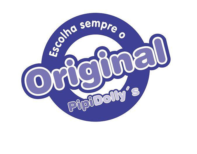 SANITARIO PIPIDOLLY'S CINZA