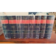 Coleção Doutrinas essências de direito penal - 8 Volumes + Índice- Doutrina e jurisprudência