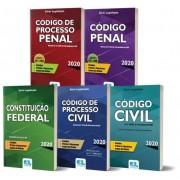 COMBO SÉRIE LEGISLAÇÃO 2020 - EDIJUR