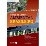 CURSO AMBIENTAL BRASILEIRO - 20ª Ed. 2020 APROVEITE, ULTIMAS  UNIDADES!!!