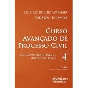 CURSO AVANÇADO DE PROCESSO CIVIL - VOLUME 4 - 17ª EDIÇÃO - 2020 -REVISTA DOS TRIBUNAIS