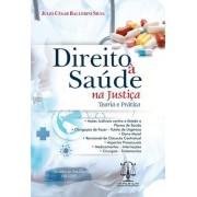 DIREITO À SAÚDE NA JUSTIÇA - 1ª Edição - 2020 - Editora Imperium
