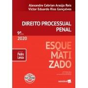 DIREITO PROCESSUAL PENAL  9* ED 2020