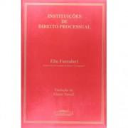 Instituições de Direito Processual - 1ª EDIÇÃO - 2006 - BOOKSELLER