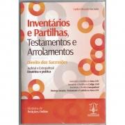 INVENTÁRIOS E PARTILHAS, TESTAMENTOS E ARROLAMENTOS