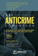 LEI ANTICRIME COMENTADA 1 EDIÇÃO 2020 -  PINHEIRO - JH MIZUNO