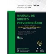 Manual de Direito Previdenciário - 24ª Edição - 2021 - Editora Forense