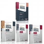 Tratado Doutrinário de Direito Penal - Vol. 1 2 3 4 - 2ª Edição