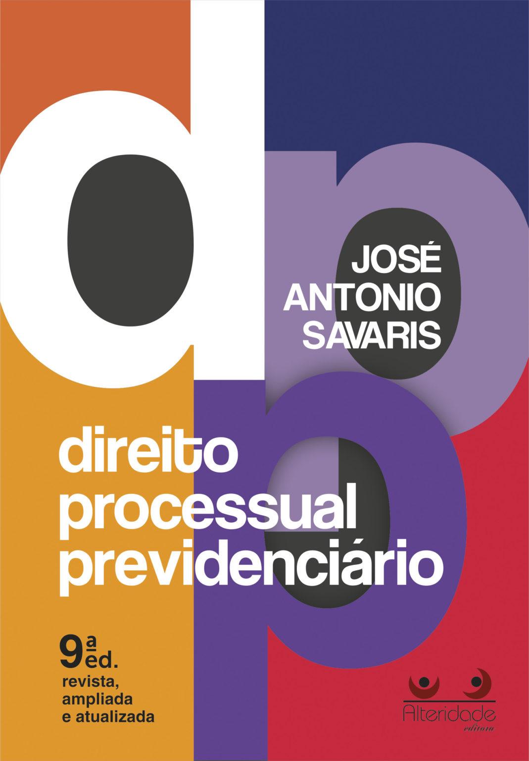 DIREITO PROCESSUAL PREVIDENCIÁRIO – 9ª ED.