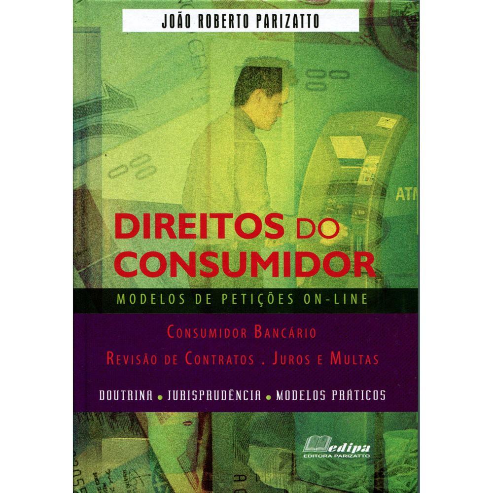 DIREITOS DO CONSUMIDOR - 1ª EDIÇÃO - EDIPA