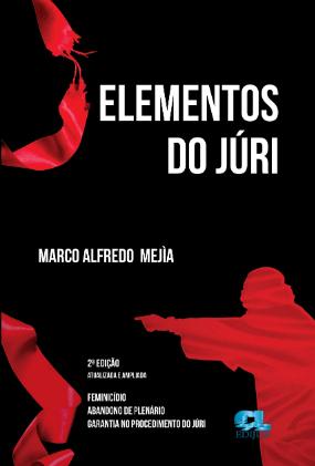ELEMENTOS DO JÚRI - 2ª EDIÇÃO - 2020 - EDIJUR