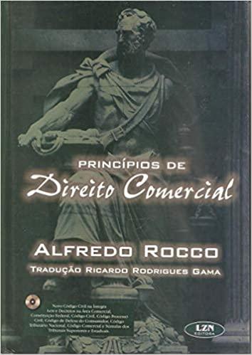 PRINCÍPIOS DE DIREITO COMERCIAL - 1ª EDIÇÃO - 2003 - EDITORA LZN