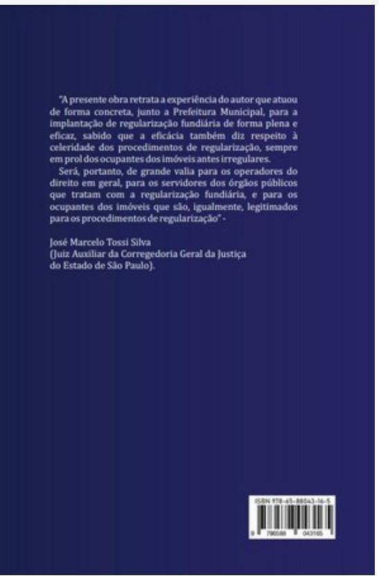 REURB DO CAOS A DIGNIDADE DA TEORIA A PRATICA