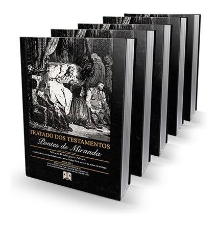 TRATADO DOS TESTAMENTOS - PONTES DE MIRANDA - 2005 - EDITORA BH