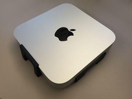 Suporte Apoio De Parede Apple Mac Mini Padrão Vesa Anúncio com variação