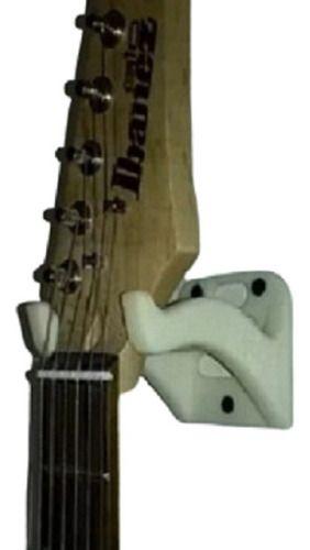 Suporte Stand Apoio De Parede Para Guitarra Violão Parafuso