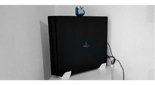 Suporte Apoio De Mesa Vertical Ps4 Playstation 4 Pro