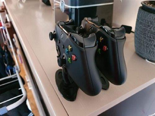 Suporte Apoio De Mesa Para 4 Controles Xbox One