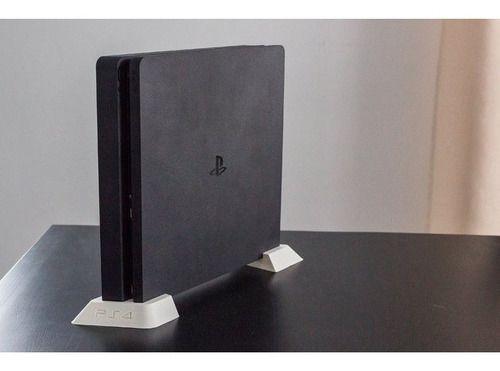 Suporte Apoio De Mesa Vertical Ps4 Slim Playstation 4