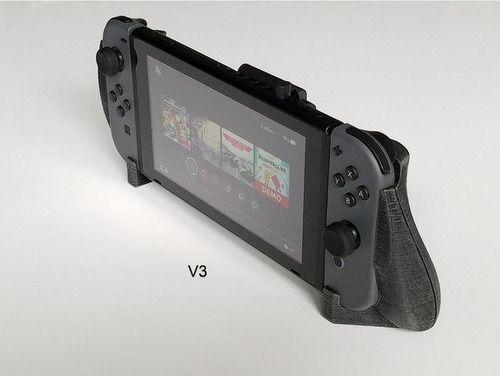 Suporte Apoio Grip Conforto Nintendo Switch