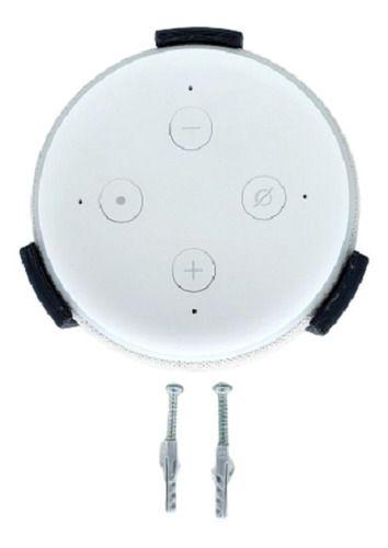 Suporte Apoio Stand De Teto de sobrepor ou de parede Amazon Echo Dot 3