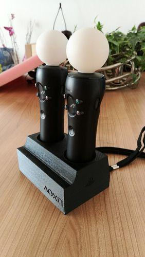 Suporte de mesa para controle Move do PS4 - Playstation 4