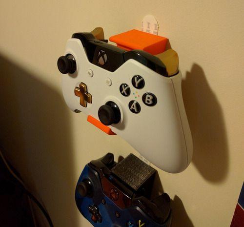 Suporte Controle De Parede Xbox One Com Parafuso