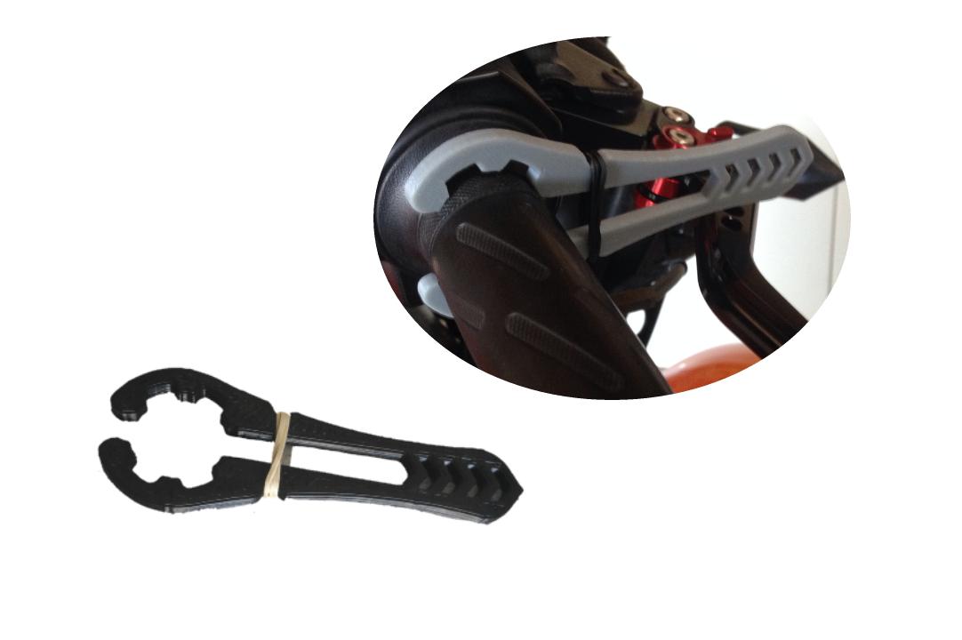 Piloto Automático Acelerador Moto Motocicleta Universal