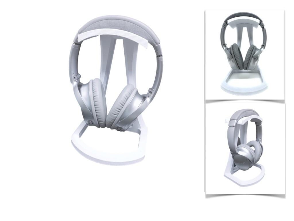 Stand Headphone Suporte De Mesa Fone De Ouvido Modelo Pi EXCLUSIVO