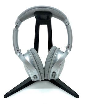 Stand Headphone Suporte De Mesa Fone De Ouvido Universal