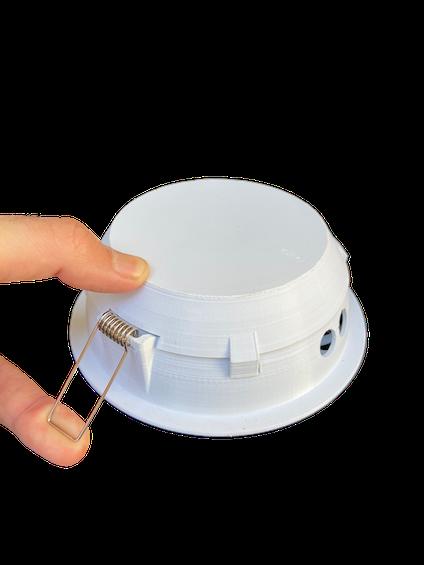 Suporte Apoio Stand De Teto Embutir Amazon Echo Dot 3