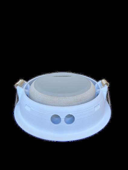 Suporte Apoio Stand De Teto Embutir Amazon Echo Dot 3 Clássico