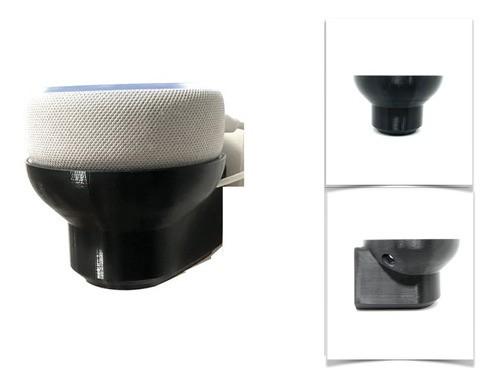 Suporte Apoio Tomada Horizontal Space 20 Amazon Echo Dot 3