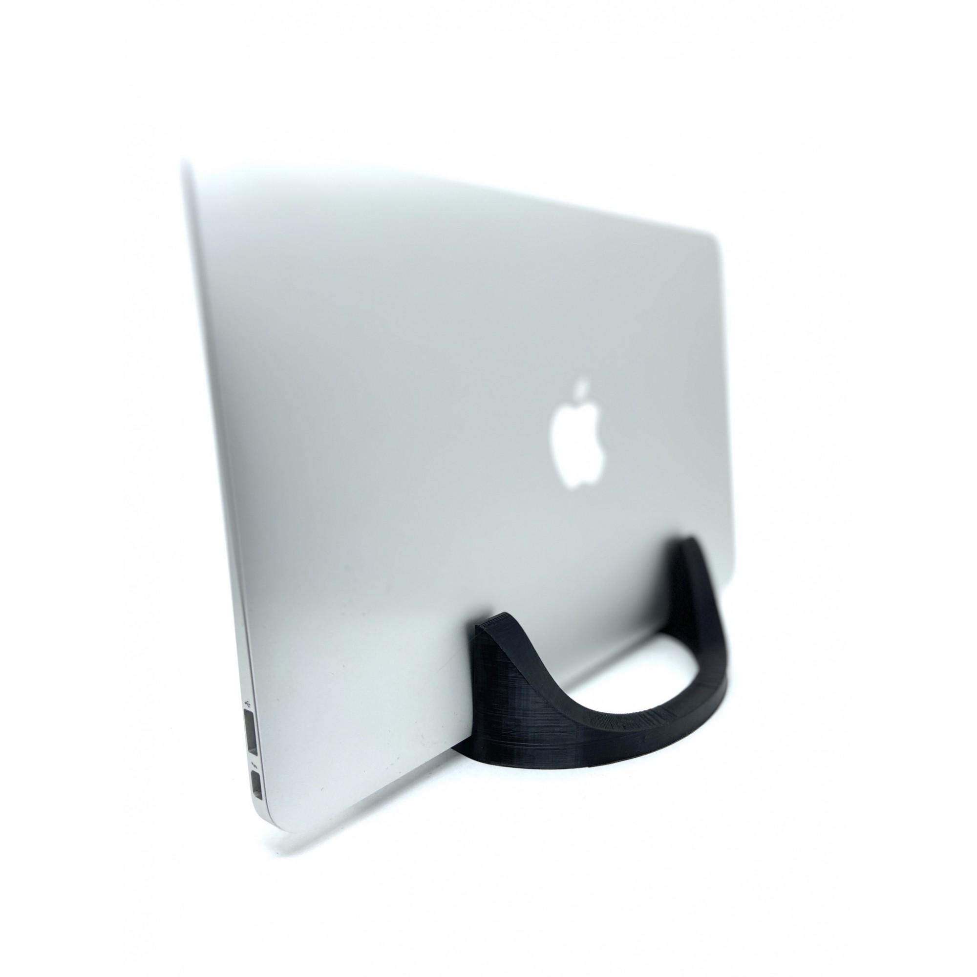 Suporte Macbook Notebook De Mesa Em Pé Vertical