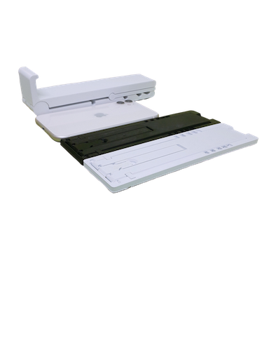 Suporte Mesa Notebook Universal Ultra Fino Leve E Regulável