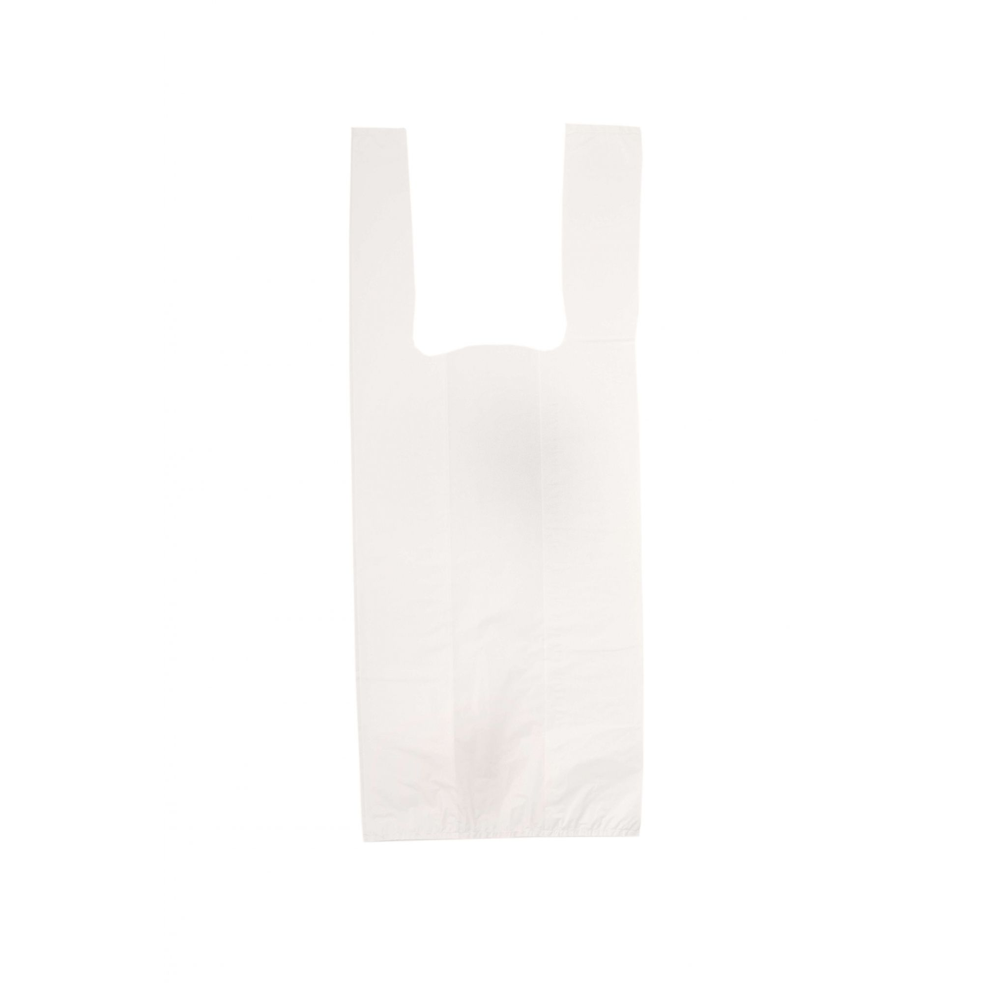 Sacola Alça Camiseta 40x50 Branca