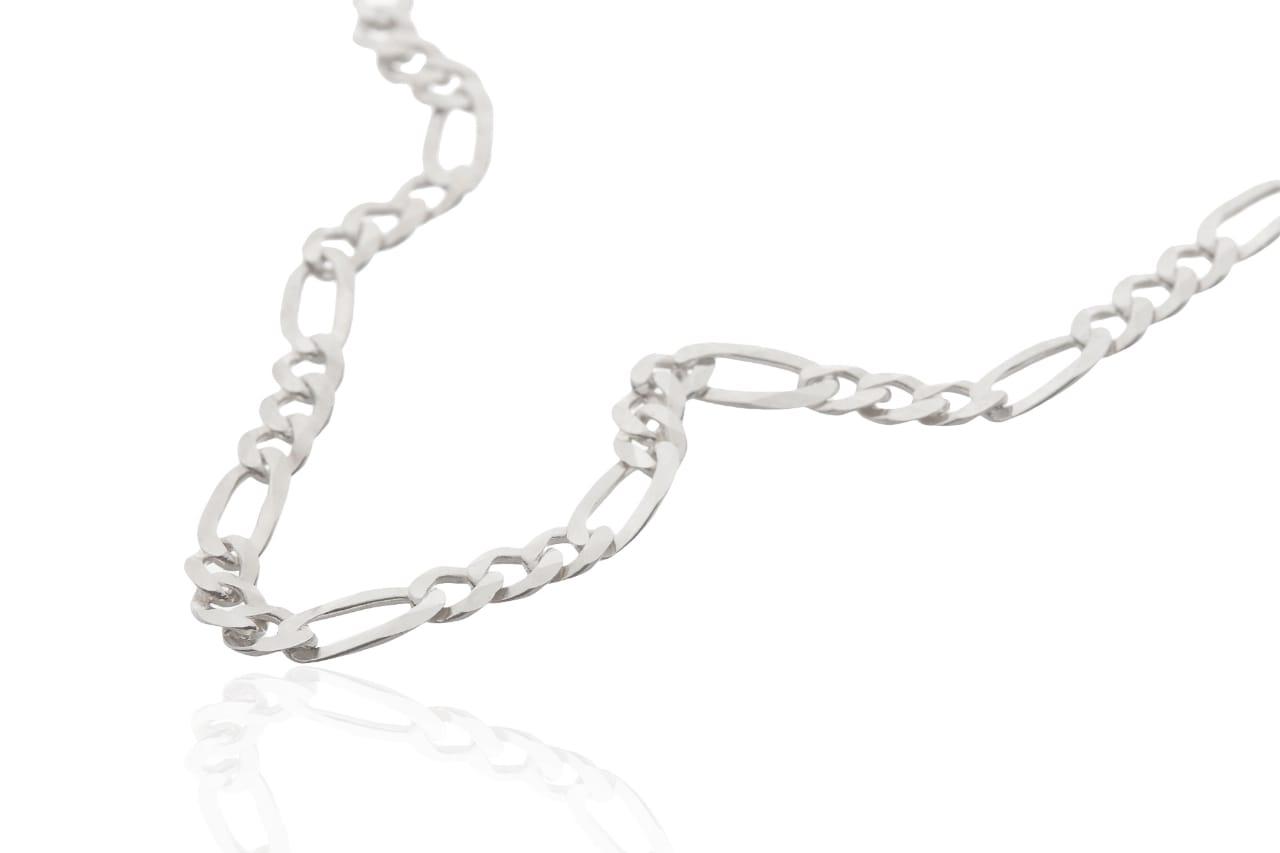 Corrente 3/1 Prata 925 - 60 cm