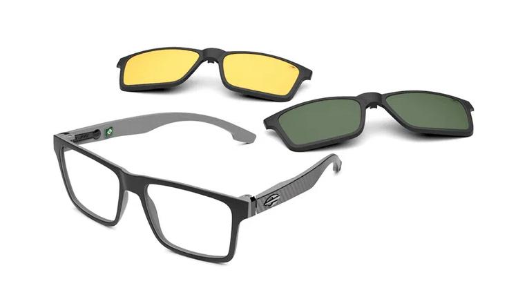 Óculos de Grau Mormaii M6098AGA56 SWAP NG DUO