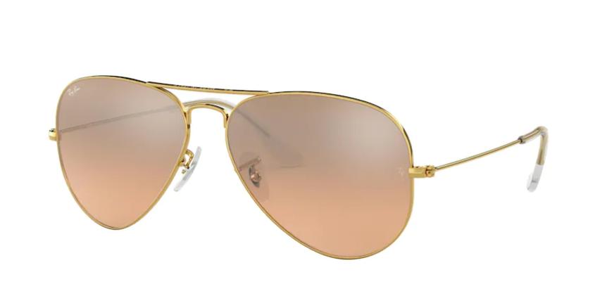 Óculos de Sol Ray Ban RB3025L 001/3E 58